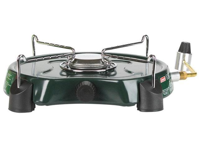 Coleman 2000004125 Low Profile 1 Burner Propane Camp Stove-ONE BURNER LP STOVE photo