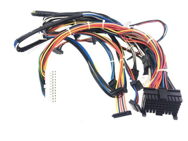 New Genuine Dell Precision T7500 Workstation 1100w Power Supply Wire Harness Cable P211h Cn0p211h: Power Supply Wiring Harness At Outingpk.com