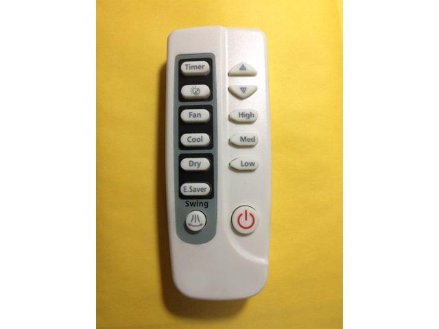 Replacement SAMSUNG Air Conditioner Remote Control ARC-755 DB93-03018V ARC-724 DB93-01433F Works for ARC-755 AW069CB AW069CB/XAA AW06ECB7 AW06ECB7/XAA photo