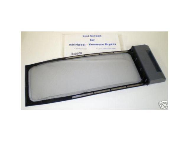 WP-349639 fits Whirlpool Kenmore Dryer Lint Screen Filter AP2910873 PS347661 photo