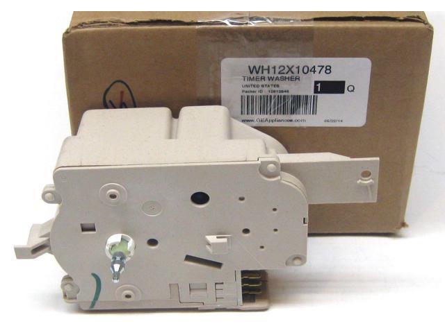 WH12X10478 Genuine GE Washer Washing Machine Timer Control AP4929075 PS3487294 photo