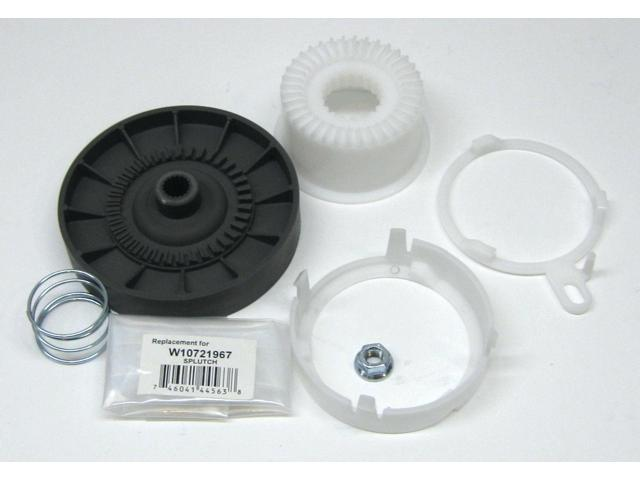 Washer Cam Pulley Splutch Kit for Whirlpool W10721967 AP5951296 PS10057144 photo