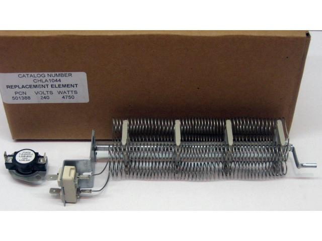 LA-1044 Dryer Heater Heating Element for Whirlpool Maytag Magic Chef photo