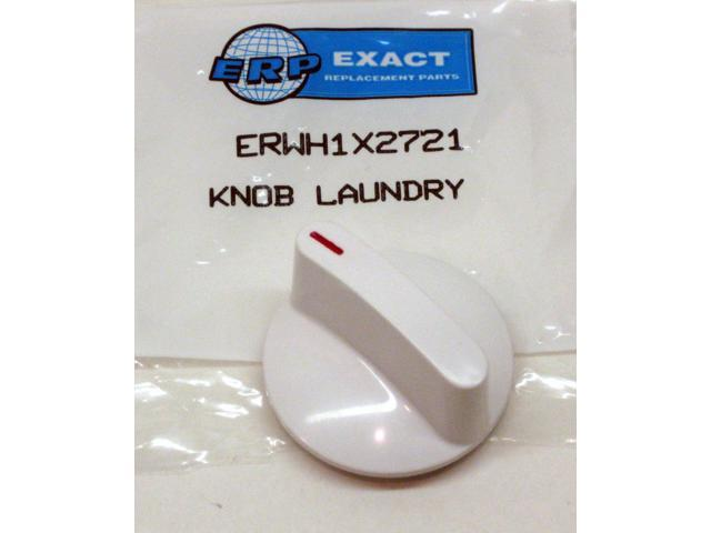 WH1X2721 for GE Dryer & Washer Washing Machine Control Knob PS271094 AP2044893 photo