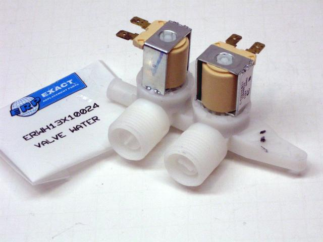 WH13X10024 for GE Washer Water Inlet Solenoid Valve AP3861119 PS1155105 WH13X86 photo