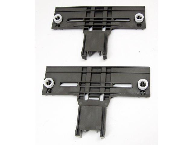 2 PACK W10350376 Dishwasher Upper Rack Adjuster for Kenmore Kitchenaid Kenmore photo