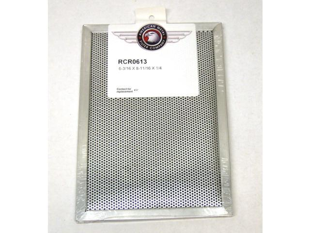 Range Vent Hood Charcoal Mesh RCR0613 Filter for GE WB02X10733 photo