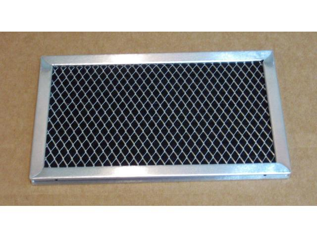 Range Vent Hood Charcoal Filter for GE RCP0410 WB02X10776 LG photo