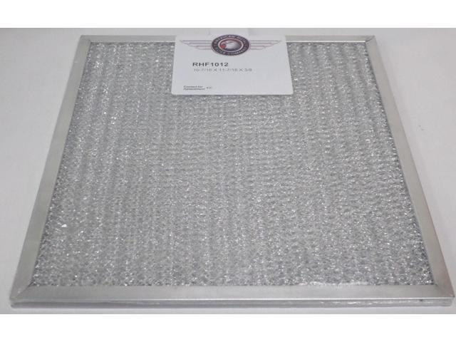 RHF1012 Range Vent Hood Aluminum Filter for Broan and GE photo