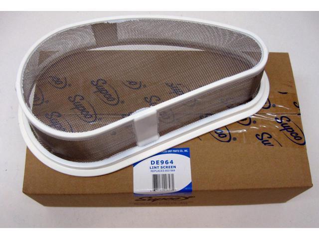 DE964 for 8531964 Whirlpool Kenmore Dryer Lint Filter Screen PS890601 AP360854 photo