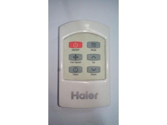 Recertified - Original Haier AC-5620-44 AC562044 AC Remote Control For AP077R photo