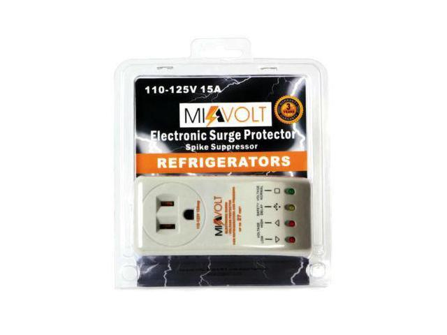 New Refrigerator 1800W Voltage Brownout Appliance Surge Protector photo