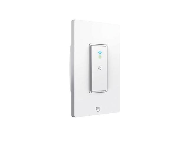 NeweggBusiness - Geeni TAP Smart Wi-Fi Light Switch No Hub