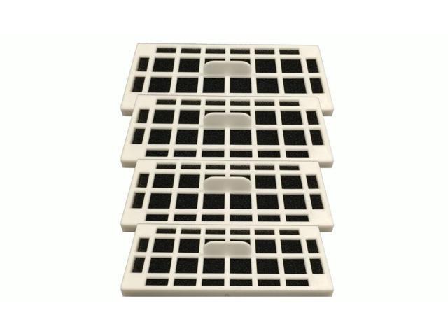 4 GE Fridge Odor Air Filters For Cafe Series Fits CFE28TSHSS, CYE22TSHSS, CZS25TSESS & CNS23SSHSS photo