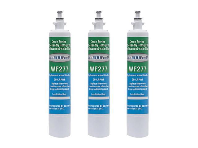 Aqua Fresh Replacement Water Filter for GE CYE22TSHSS Refrigerators - 3 Pack photo