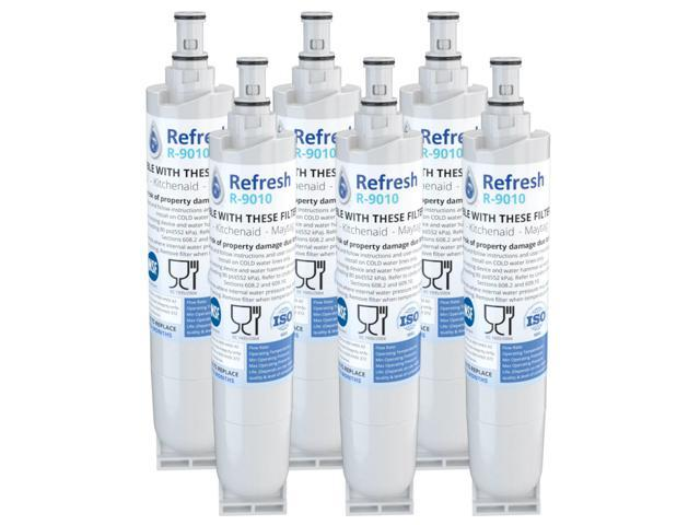 Refresh Replacement Water Filter - Fits Kenmore 9010 Refrigerators (6 Pack) photo