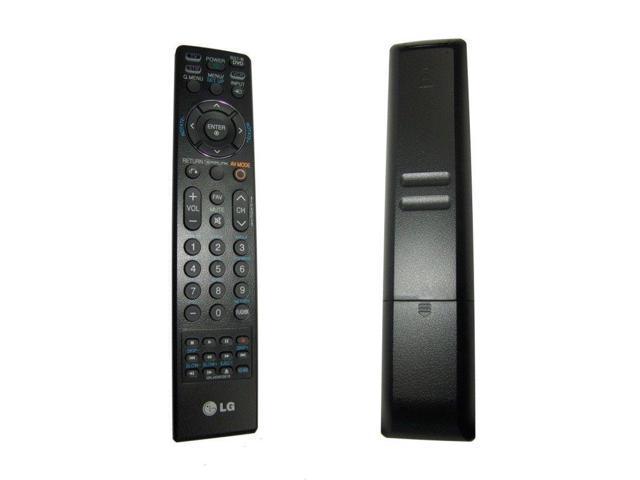 new original lg 47le5500 47le5500ua 47le5500-ua tv/dvd/vcr remote control