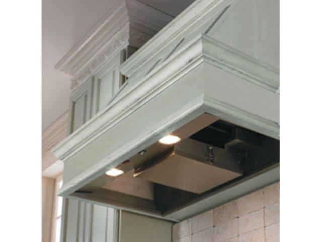 Vent-A-Hood 34.38W in. K Series Wall Mounted Liner Insert, Black photo