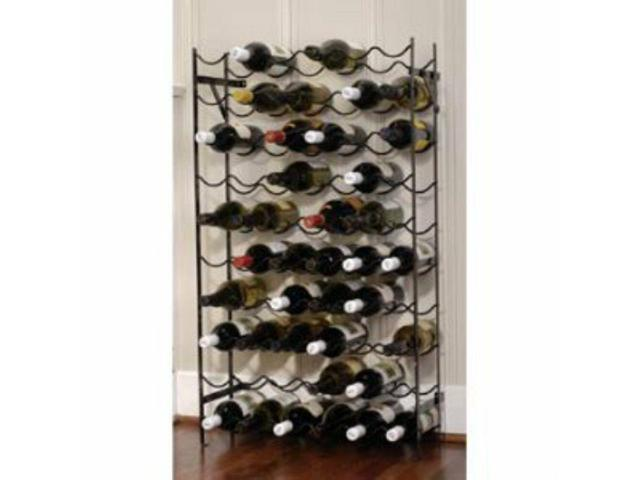 Oenophilia Alex 60-Bottle Cellar Wine Racks photo