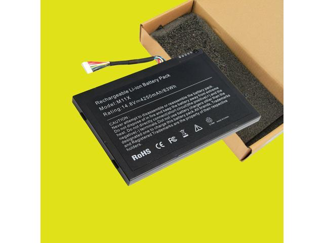 NeweggBusiness - Battery For Dell Alienware M11x M11xR2 M11xR3 M14x