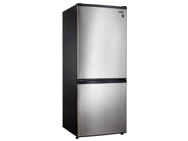 Refrigerator, Bottom Freezer, 9.2 cu. ft. DANBY DFF092C1BSLDB photo