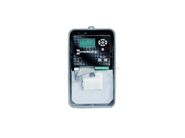 Intermatic Electronic Timer Gray ET90215CRE photo