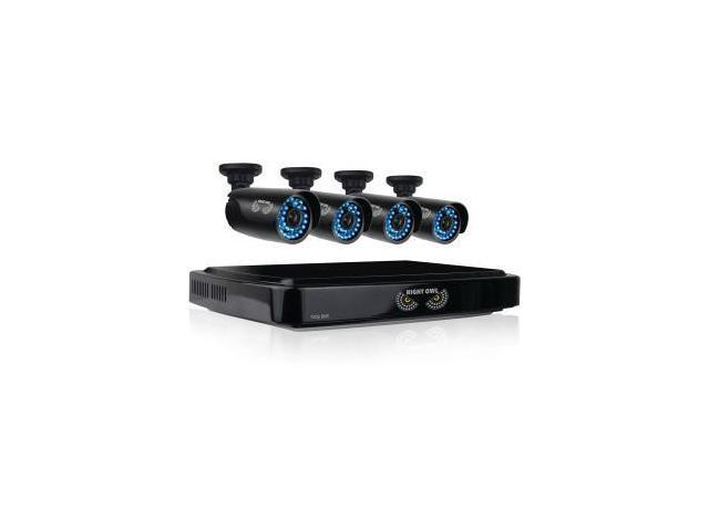 Night Owl CL-441-720P 4 Channel Smart HD Video Security