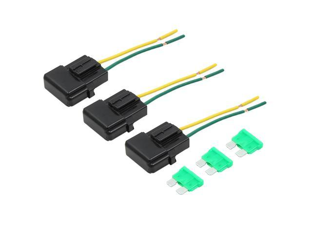 Blade Wire Harness Components on wire alligator clips electrical, torque converter components, speaker components, electronic circuit components,