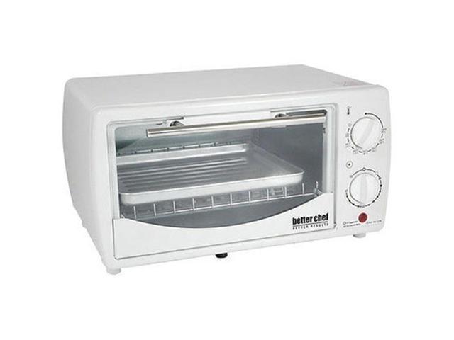 Better Chef IM-255W White 8-Liter Toaster Oven photo