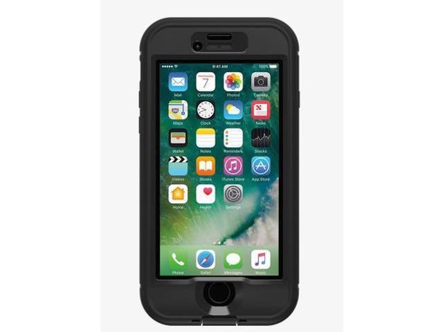 big sale bd9eb 167ed NeweggBusiness - LifeProof Nuud Waterproof Case for iPhone 7 - Black ...