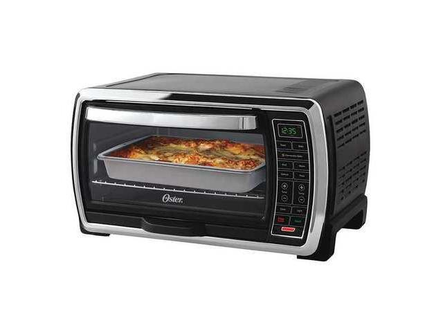 Toaster Oven, Convection,20in.L OSTER TSSTTVMNDG-001 photo