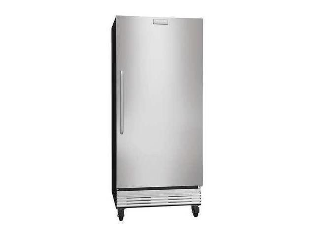 FRIGIDAIRE FCRS181RQB Commercial Refrigerator, Stainless, 18 cu. ft photo