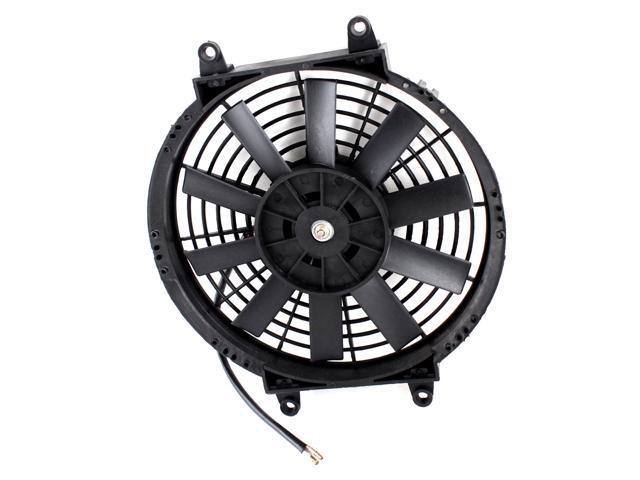 DC 24V 2500RPM 10' Air Conditioner Heat Sink Cooling Fan Cooler for Car photo