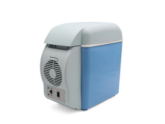 7.5L DC 12V Drink Food Outdoor Mini Cooling Warming Refrigerator for Home Car photo