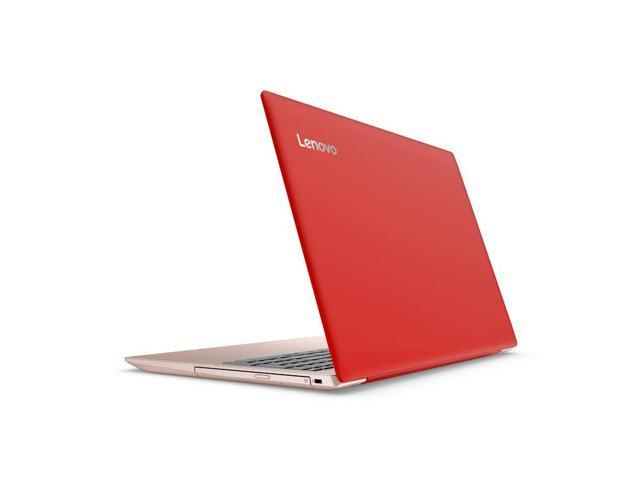 "Lenovo Ideapad 320 15.6"" HD Notebook, Intel Celeron Dual-Core N3350 1.1GHz Upto 2.4GHz, 8GB DDR4, 1TH HDD, DVD-RW, HDMI, Card Reader, Wifi, Bluetooth, RJ-45, Windows 10 Professional 64Bit"