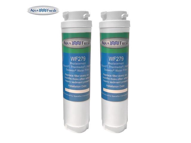 Aqua Fresh Water Filter - Fits Haier HRB15N3BGS Refrigerators (2 Pack) photo