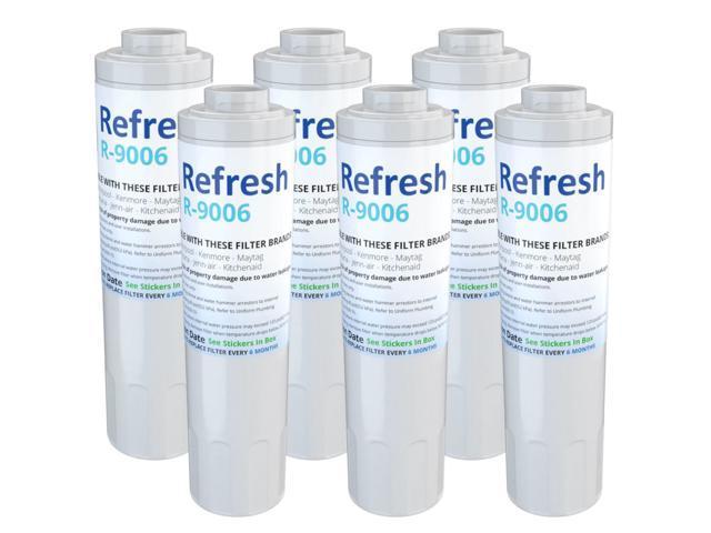 Refresh Water Filter - Fits KitchenAid KRFC302ESS Refrigerators (6Pack) photo