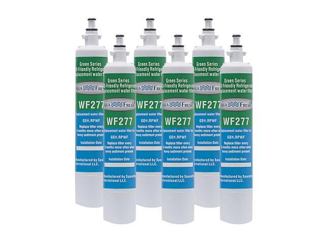 Aqua Fresh Replacement Water Filter for GE GFE29HSDSS Refrigerators - 6 Pack photo