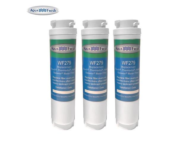Aqua Fresh Water Filter - Fits Haier HB21FC75NS Refrigerators (3 Pack) photo