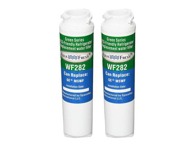 Aqua Fresh Water Filter - Fits GE Appliance PSHS6TGXBDSS Refrigerators (2 Pack) photo