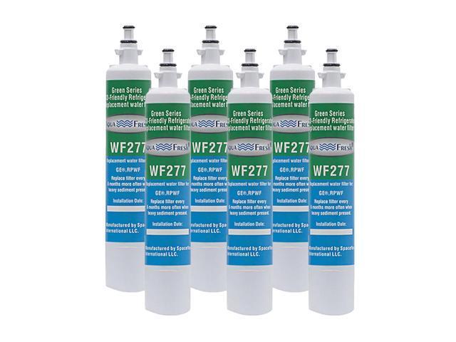 Aqua Fresh Water Filter - Fits GE Appliance GFE28HMHES Refrigerators (6 Pack) photo