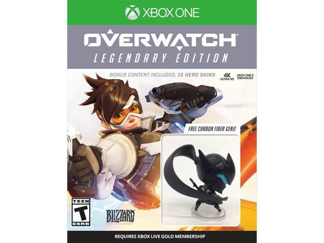 Overwatch Legendary Edition Holiday Bundle - Xbox One (Also avail for PS4)