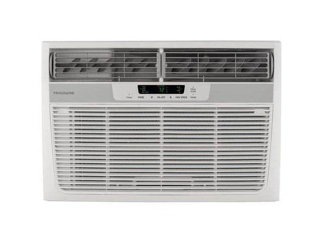 Frigidaire - 550 Sq. Ft. In-Wall/Window Air Conditioner and 550 Sq. Ft. Heater - White photo