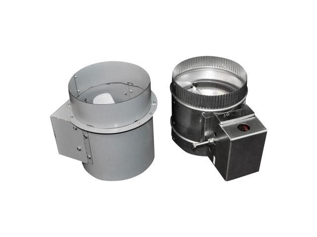 Whirlpool - 6' Makeup Air Switch Duct Kit photo