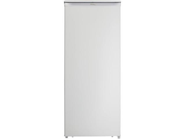 Danby - Designer 8.5 Cu. Ft. Upright Freezer - White photo