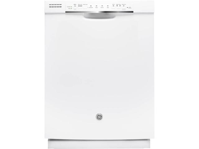 GE - 24' Tall Tub Built-In Dishwasher - White photo