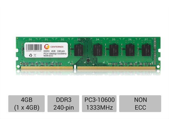 NeweggBusiness - 4GB DIMM Asus P5P41C P5P41T LE P5P43TD P5P43TD Pro