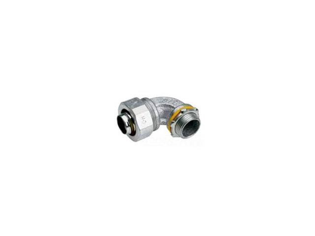 Midwest LT10090 Liquidator; Non-Insulated 90-D Liquidtight Conduit Connector photo