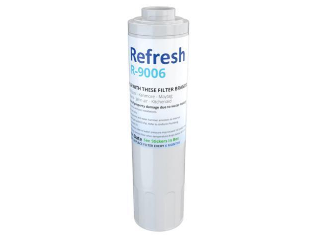 Refresh Replacement Water Filter - Fits KitchenAid 4396395 Refrigerators photo