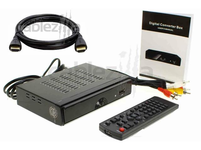 Digital Converter Box - USA